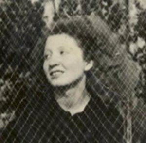 Brison les oliviers, printemps 1942, Sylvia Littmann, agrandissement