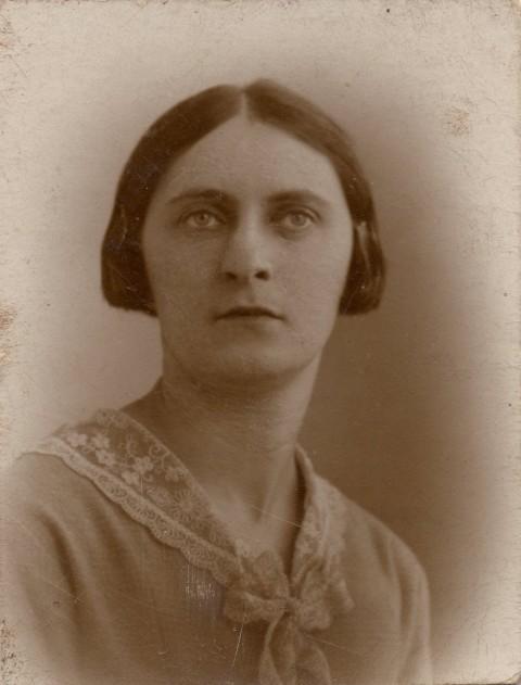 Simone BLUM, née MOYSE
