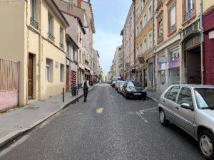 19653-HAAS-Jeanne_Lyon_rue_Paul_Bert_actuelle
