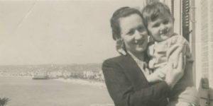 3-409362_Chasja Moinet avec son fils Jacques, père de Sabine Moinet_collction_Sabine_MOINET