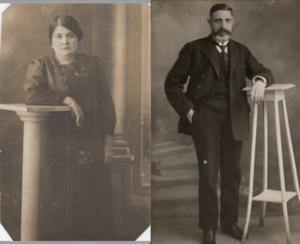 3 Félicie et Joseph Secnazi