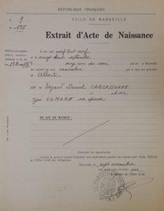 3419-CARCASSONNE_Albert_acte_naissance_DAVCC