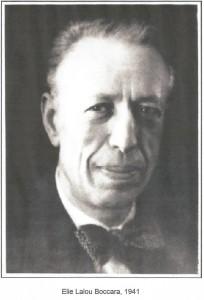 75833 BOCCARA Elie Lalou 1941