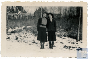 Madeleine BLOCH née le 9 octobre 1921 déportée de Drancy le 31 juillet 1944 par le convoi n°77.