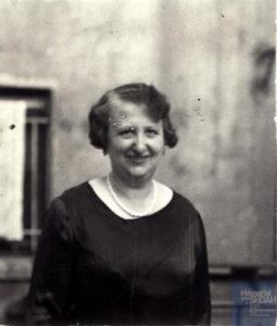 Juliette BOGUSCH née le 17 janvier 1885 déportée de Drancy le 31 juillet 1944 par le convoi n°77.