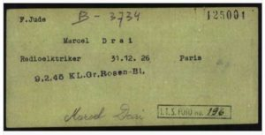 Capture marcel drai buchenwald 3 sur 5