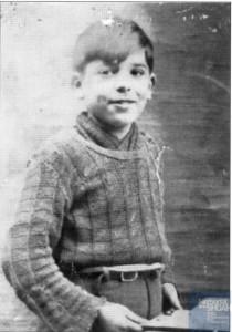Charles DRAI né le 19 février 1930 déporté de Drancy le 31 juillet 1944 par le convoi n°77.