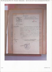 Daniel URBEJTEL birth certificate