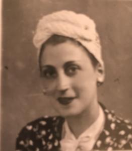 Denise Klotz 30 ans, 1917-