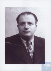 Jankiel FENSTERSZAB né le 15 octobre 1898 déporté de Drancy le 31 juillet 1944 par le convoi n°77.