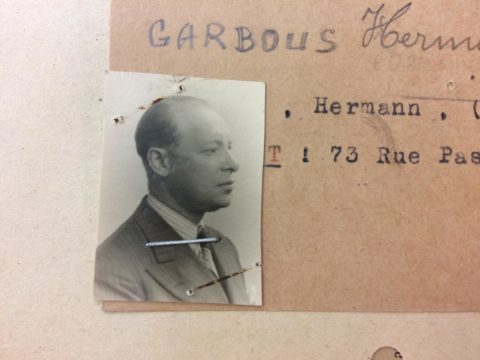Hermann GARBOUS