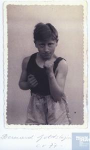 Bernard GOLDSTEIN né le 14 janvier 1930 déporté de Drancy le 31 juillet 1944 par le convoi n°77.
