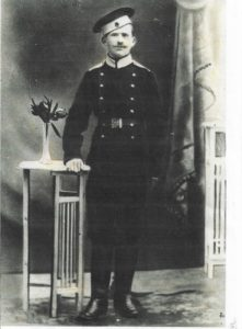 GURSCHBARG Meyer Leib soldat russe