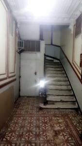 Hall entrée du 1, rue Rosetti Bab El Oued-Alger