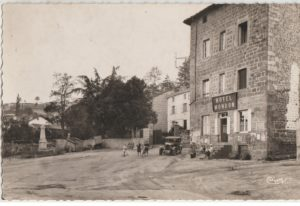 Hotel Mondon VERS 1930