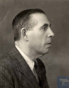 Bernard JEIFA né le 23 avril 1881 déporté de Drancy le 31 juillet 1944 par le convoi n°77.