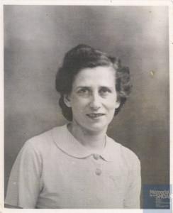 Marthe KAHN née le 14 janvier 1907 déportée de Drancy le 31 juillet 1944 par le convoi n°77.