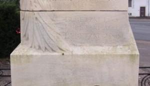 LUBETZKI Lucy AFMD Allier Monument Billy