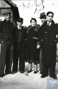 Charles MOHA, et sa famille, né le 29 mars 1890 Mémorial de la Shoah.