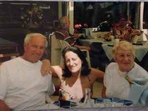Michel, Madeleine et Marie 1990