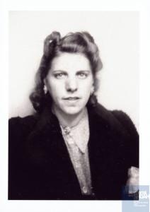 Sarah ROTTMANN née le 21 février 1914 déportée de Drancy le 31 juillet 1944 par le convoi n°77.