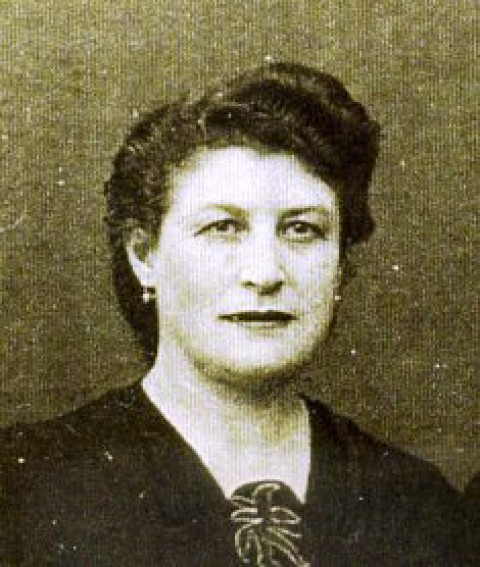 Reine SCHWARTZ née LEVY