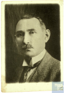Aron SIMANOVITCH né le 15 février 1872 déporté de Drancy le 31 juillet 1944 par le convoi n°77.