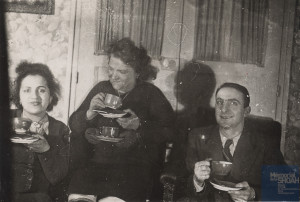David et Berthe STEINSCHNEIDER, autour de Marie Louise FONVIEILLE
