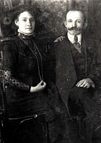 Salomon Brider et Anna Gutman