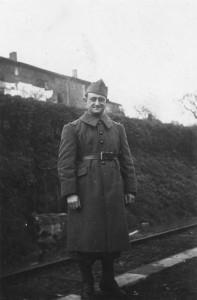 Walter Kahn militaire