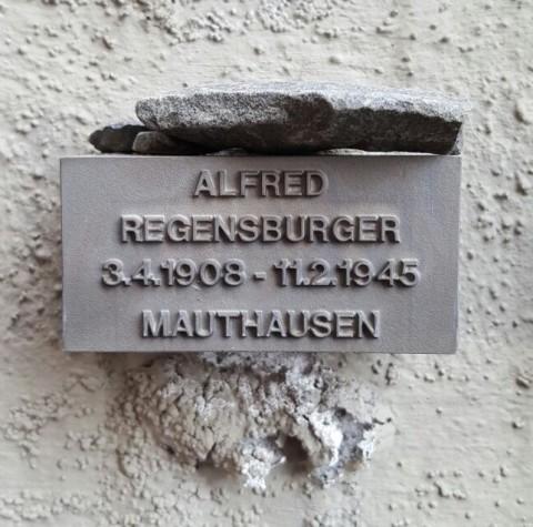 REGENSBURGER ALFRED