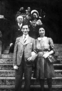 mariage_Bloch_1946