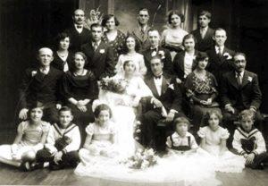 phot de groupe famille BRODER