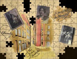 puzzle de l'histoire