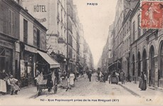 rue popincourt avant-guerre ISRAEL