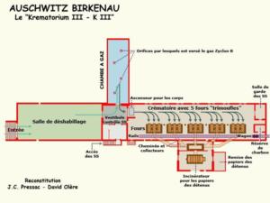 schema Auschwitz par Davis Olère_DRAI