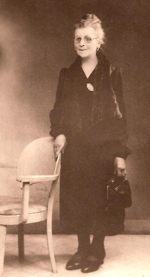 Golda GUERBER, née STEPLITSKA