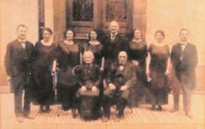 SAMUEL Henri famille 1920 autre