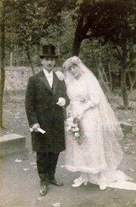 SCHWARTZ Leopold Archive Familiale Mariage