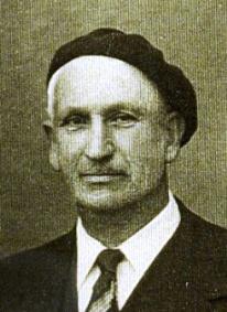 SCHWARTZ Leopold Archive Familiale Portrait