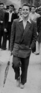 Raphaël Feigelson 18 years old in 1944