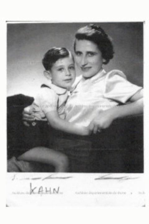 Marthe KAHN, née HANAU