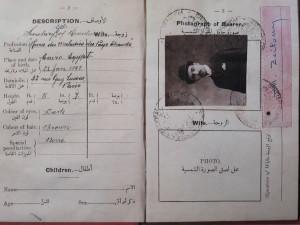 Zeitoun_Maurice_page_passeport