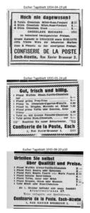 HANDZEL-Marcel_publicite_confiserie_poste