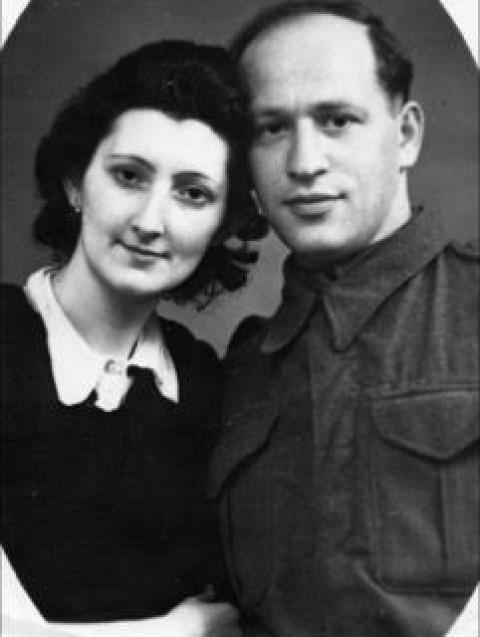 Golda KLEJMAN, née HERCBERG