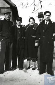 Charles MOHA né le 29 mars 1890 déporté de Drancy le 31 juillet 1944 par le convoi n°77.