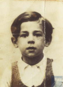 Isidore LAKS né le 20 février 1934 déporté de Drancy le 31 juillet 1944 par le convoi n°77.