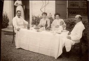 Jeanne Salomon vacances aout Ville d'Avray