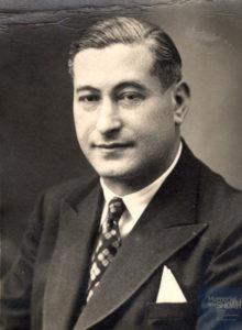 Joel KORONCZYK né le 26 mars 1895 déporté de Drancy le 31 juillet 1944 par le convoi n°77.