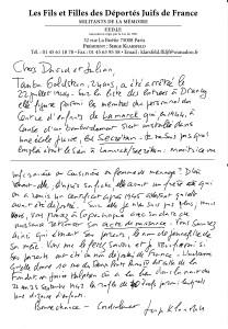 TAUBA_GOLDSTEIN_docD_Letter_from_Serge_Klarsfeld